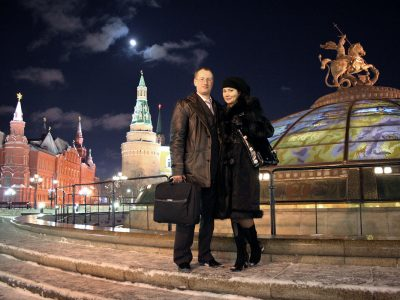 Moscow, 2009
